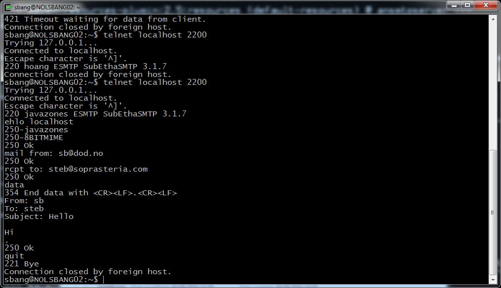 Making a Java windows service in 10 minutes | Steinar Bangs